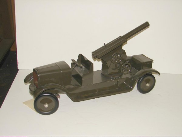 3014: SONNY ANTI AIRCRAFT CANNON TRUCK