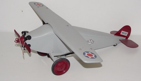 3020: STEELCRAFT SINGLE MOTOR SCOUT AIRPLANE NX107