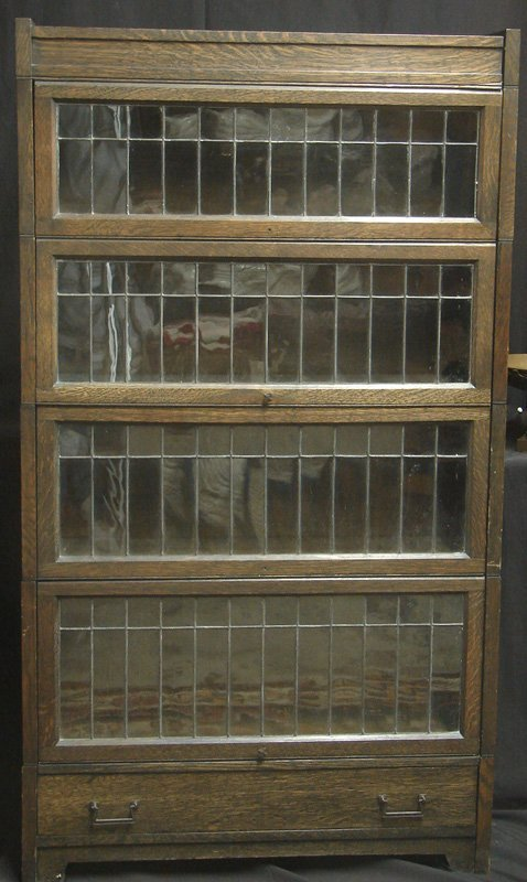 2197 Lundstrom Barrister Bookcase
