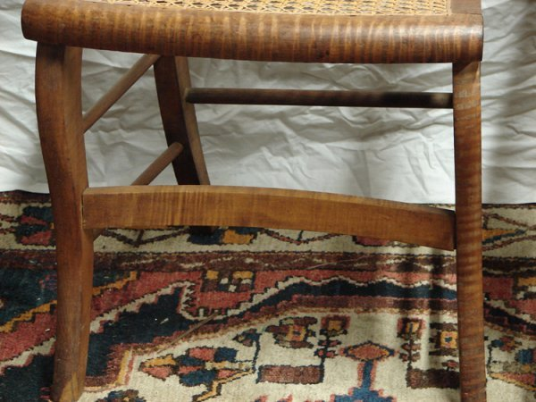 2289: 2 SMITH ELY CHAIRS CIRCA 1830 - 3
