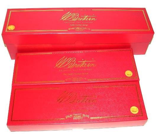 4013: 3 BOX SET. BRITAINS DELHI DURBAR SERIES