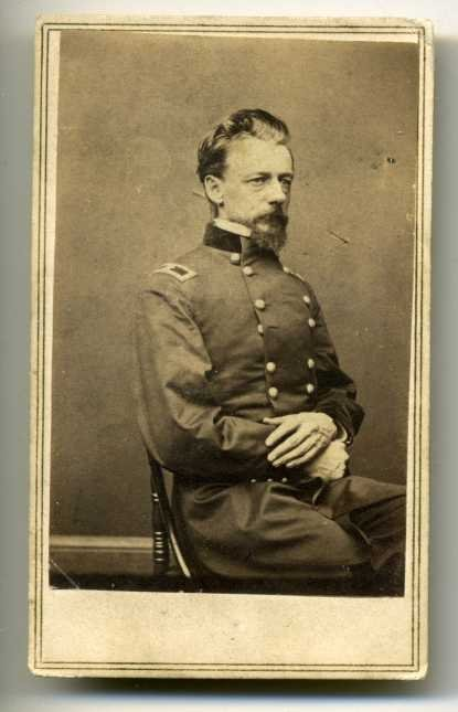 2001: CIVIL WAR CDV. SLOCUM.