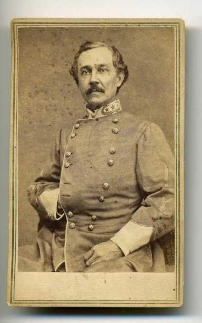 2008: CONFEDERATE CDV. JOE ANDERSON.