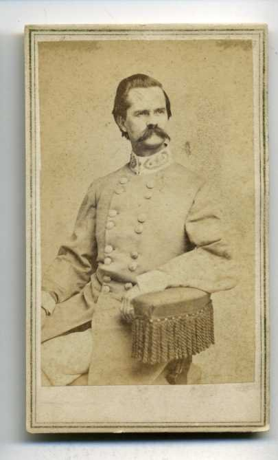 2010: CONFEDERATE CDV. GENERAL BEAL.