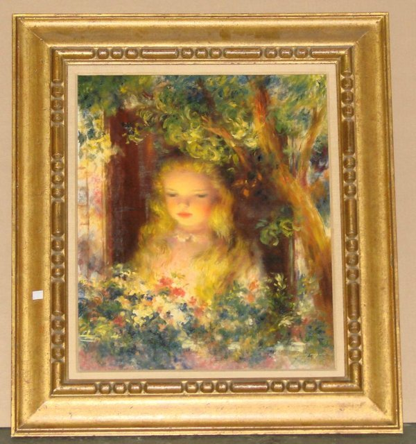 3012: HARRY MYERS GIRL IN THE WINDOW