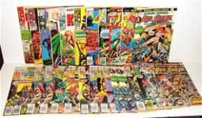 4381: SILVER AGE COMIC LOT ASSORTED TITLES