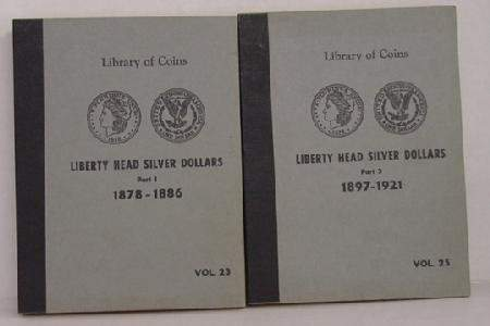 62: COIN COLLECTION IN 2 BOOKS