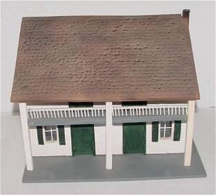 MODEL HOUSE, CIVIL WAR STYLE