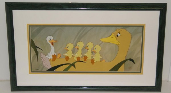 21: THE UGLY DUCKING LIMITED EDITION CEL