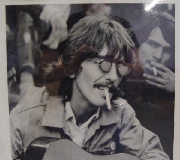 Image Result For George Harrison And The Heart Shaped Glasses