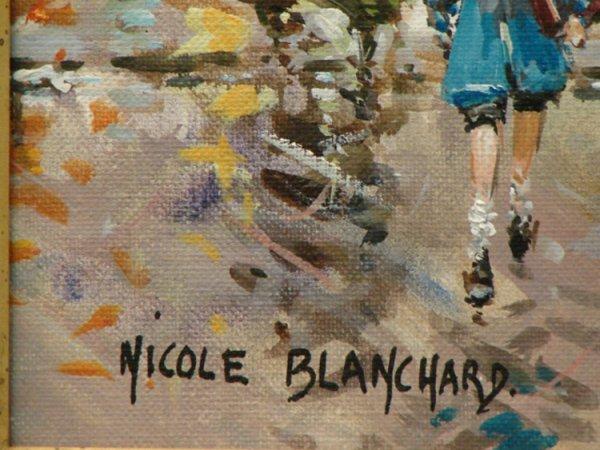 1004: NICOLE BLANCHARD THEATRE VAUDEVILLE