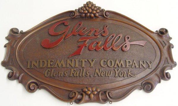 2012: GLENS FALLS INDEMNITY COMPANY.