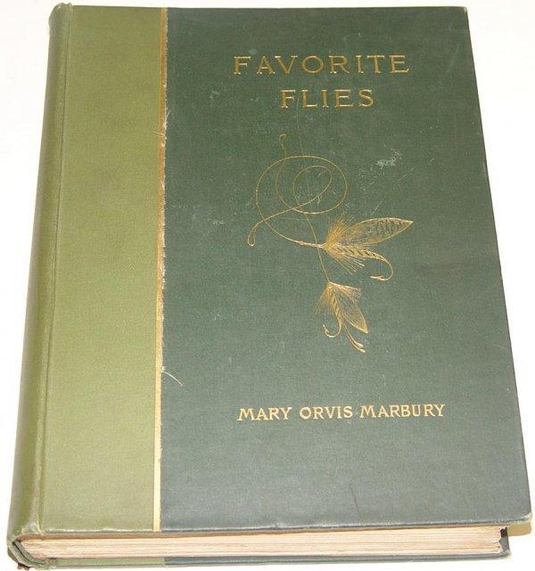 3008: MARBURY. FAVORITE FLIES.