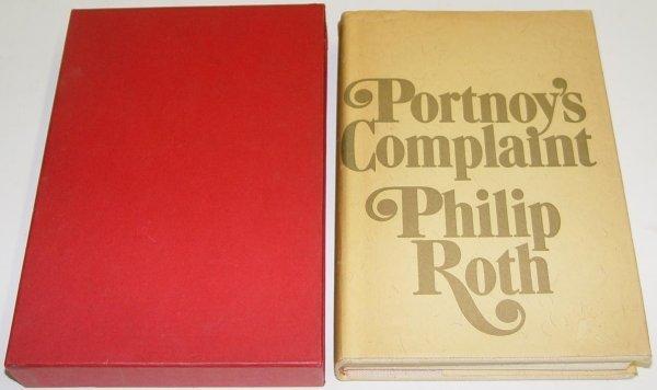 3015: PHILIP ROTH. PORTNOY'S COMPLAINT.