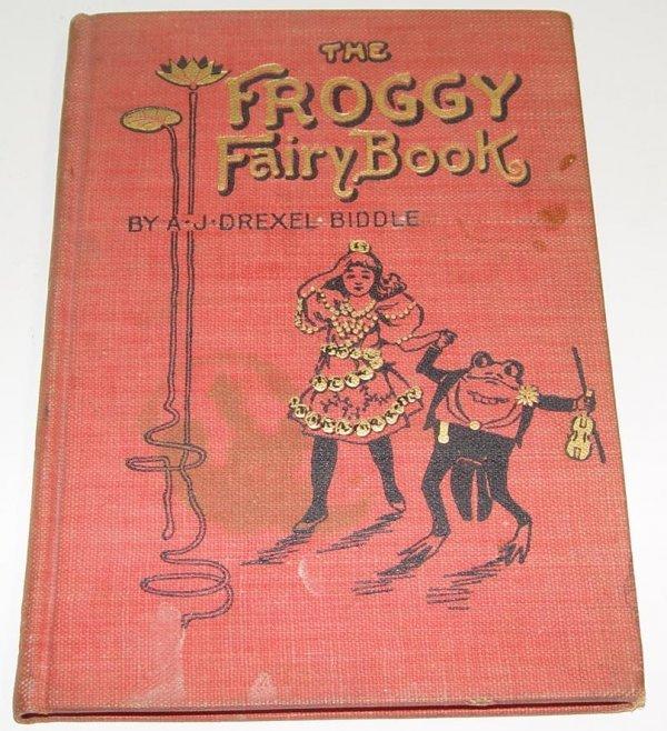 3017: CHILDREN'S BOOK. A.J. DREXEL BIDDLE.