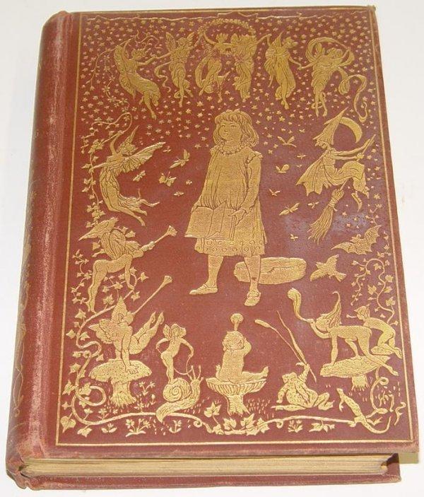 3019: ANDREW LANG. BROWN FAIRY BOOK.