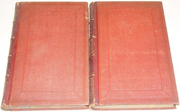3023: ARCHAEOLOGY. GUERIN. 2 VOLUMES.