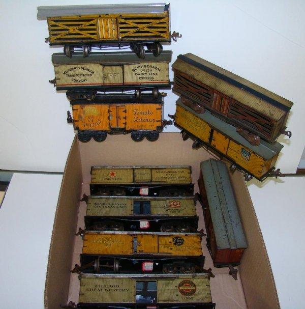 1480: IVES TRAIN LOT.