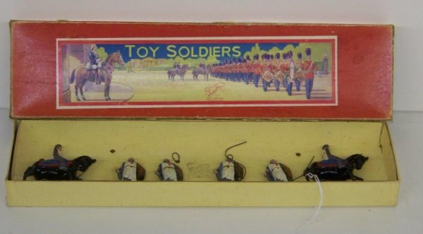 2020: BOXED JOHILLCO CRUSADERS SOLDIER SET