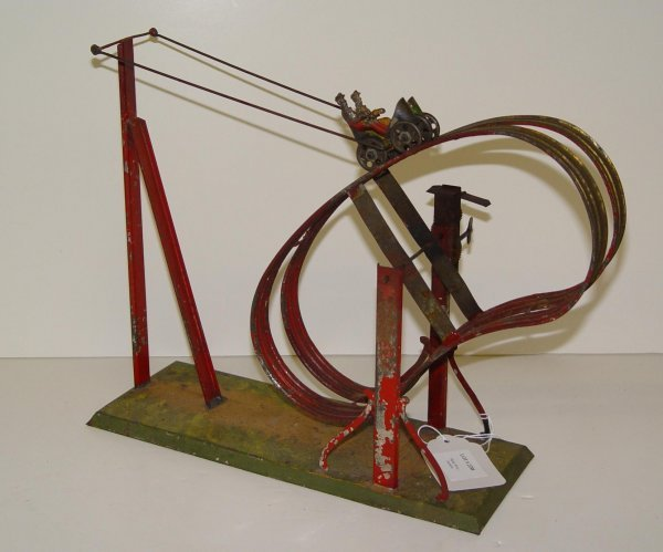 2288: RARE. EARLY 20TH CENTURY GERMAN. AUTO TOY.