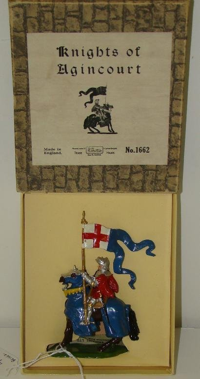 14: BRITAINS. 1662 BOXED.