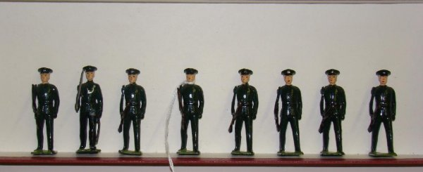 432: BRITAINS BREGADE AT THE TRAIL