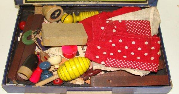 555: BOXED HORSEMAN BOY MAGICIAN OUTFIT - 2