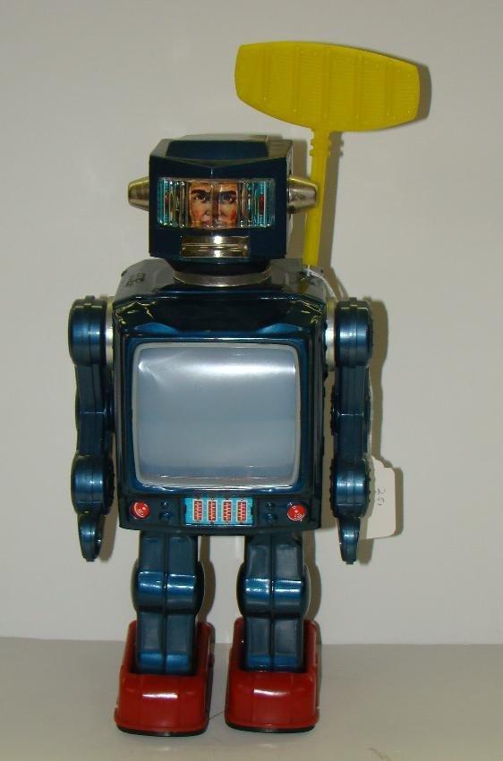1001: RADAR ROBOT.  JAPAN.