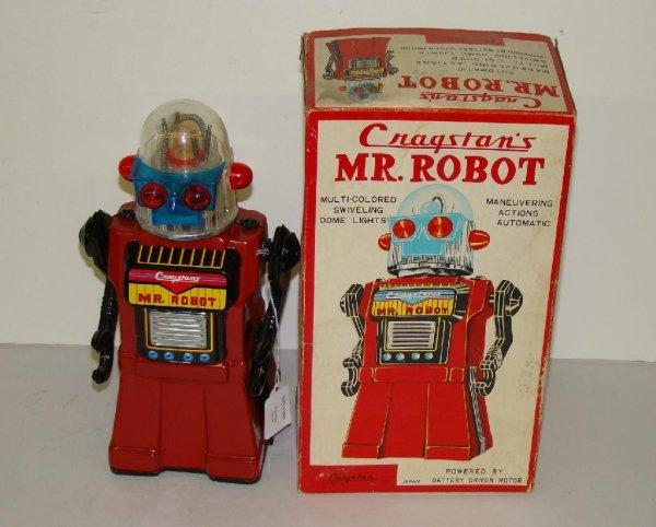 1007: MR. ROBOT. JAPAN. BOXED.