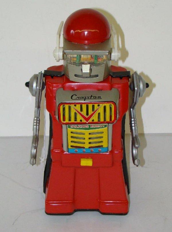 1010: TALKING ROBOT. JAPAN.
