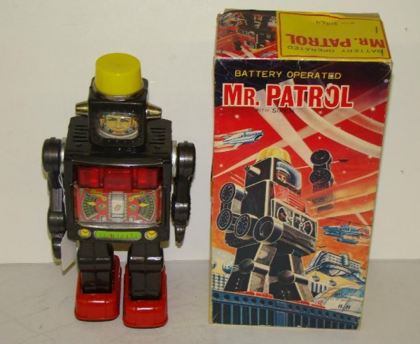1012: MR. PATROL. JAPAN. BOXED.