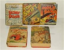 2183 BIG LITTLE BOOKS  ASSORTED TITLES