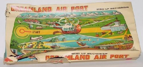 14: TPS. DREAMLAND AIRPORT WIND UP