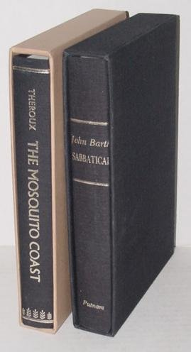 1002: LOT OF 2 SIGNED LIMITED EDITION BOOKS