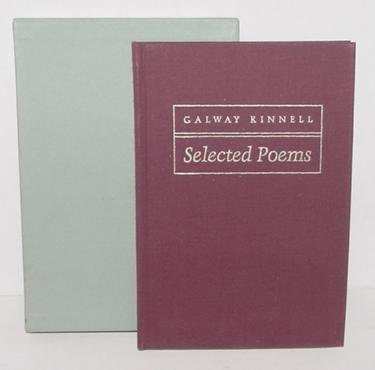 1006: GALWAY KINNELL. SELECTED POEMS