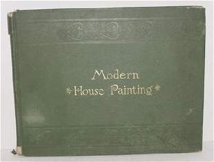 ROSSITER WRIGHT MODERN HOUSE PAINTING