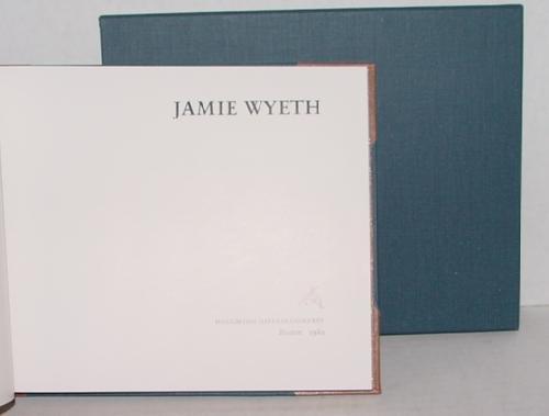 1019: JAMIE WYETH, BOSTON 1980 SIGNED LTD.ED