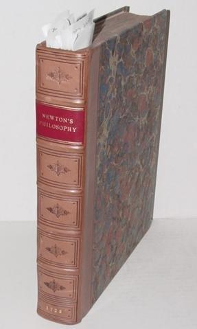 1023: H PEMBERTON BOOK ON SIR ISSAC NEWTON.