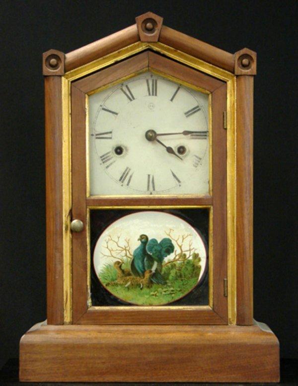 2: SETH THOMAS MANTLE CLOCK