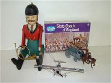 437 LOT OF MISC TOY SOLDIER ITEMS