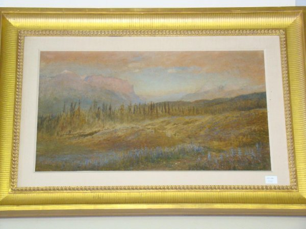 2002: OIL ON CANVAS. SIGNED L.C. TIFFANY.