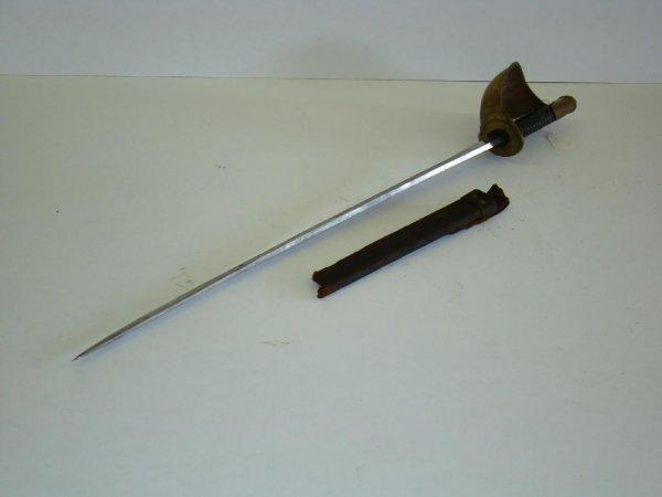 4008: MILITARY SWORD