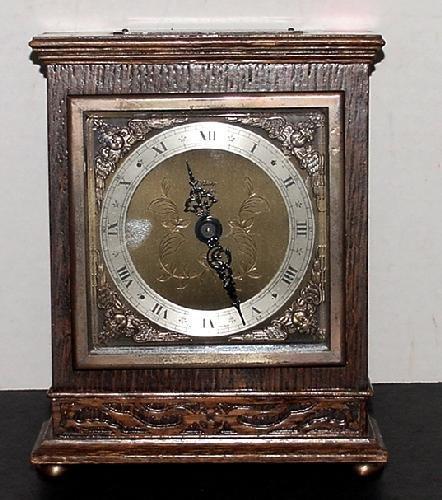 2: AL SIMMONS SOUVENIR CLOCK.