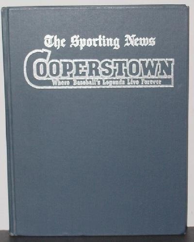 4: BASEBALL. SIGNED BOOK. THE SPORTING NEWS.
