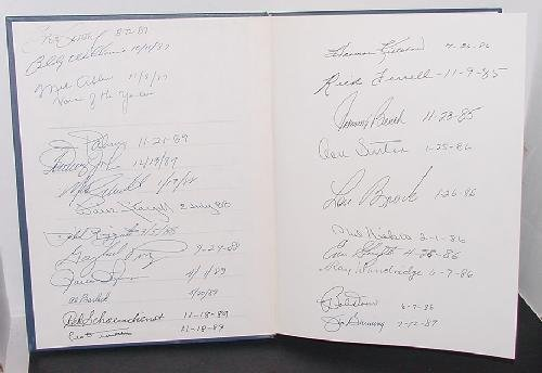 4: BASEBALL. SIGNED BOOK. THE SPORTING NEWS. - 2