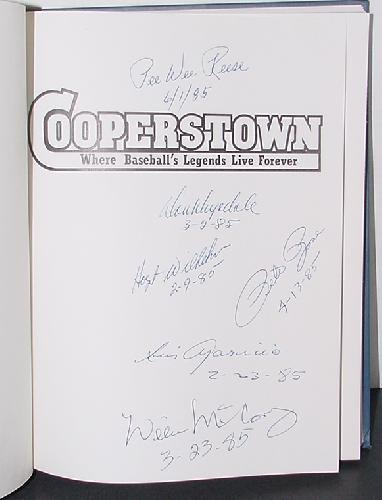 4: BASEBALL. SIGNED BOOK. THE SPORTING NEWS. - 3