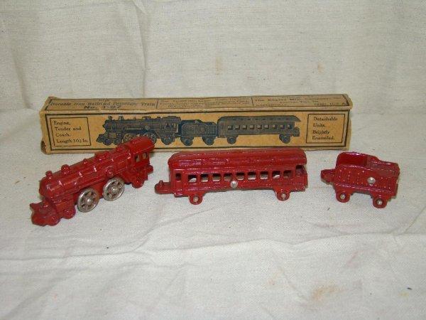 3003: Kilgore. Boxed Train Set.