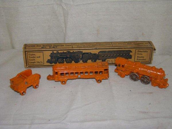3004: Kilgore. Boxed Train Set.
