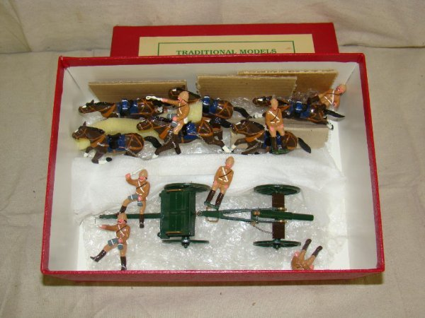 3013: Boxed Tradition Toy Soldier Set