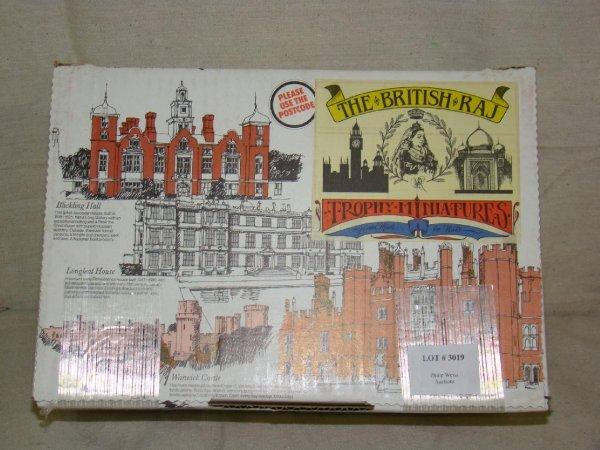 3019: Trophy Miniatures. Mint in Unopened Box Set
